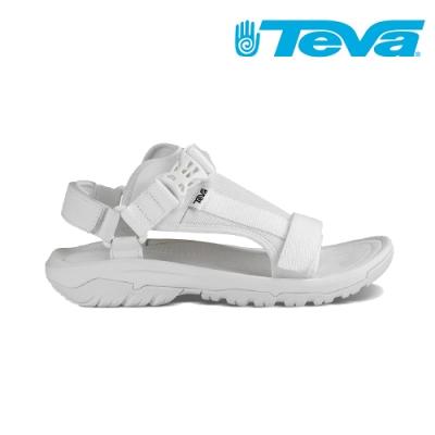 TEVA Hurricane Volt 經典織帶涼鞋 白色 男 TV1015224WHT
