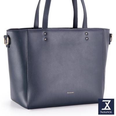 74盎司 CHIC大托特子母包[LG-903-CH-W]藍