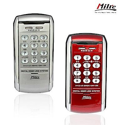 Milie美樂 MI-2300 按鍵式密碼智能鎖 輔助鎖 門鎖