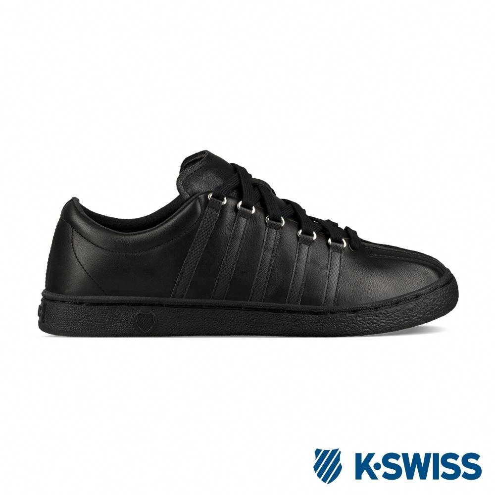 K-SWISS Classic 66經典休閒運動鞋-男-黑