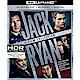 傑克萊恩系列電影 4K UHD+BD 10碟套裝限定版 product thumbnail 1