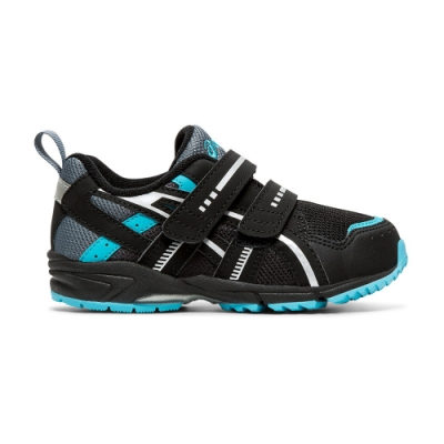 ASICS GD. RUNNER MINI MG 3 中童鞋 (黑)
