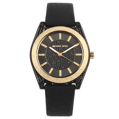 Michael Kors 典雅黑金女腕錶(MK6703)