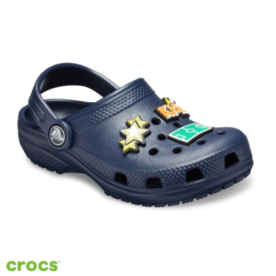 Crocs 卡駱馳 (童鞋) 經典智必星小克駱格 205812-410