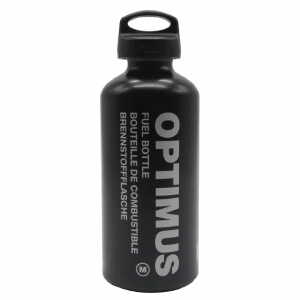 OPTIMUS FUEL BOTTLE M 燃料瓶 0.6L 黑 8019622
