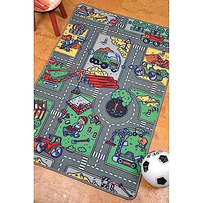 Ambience 比利時童趣地毯-工程(100x150cm)