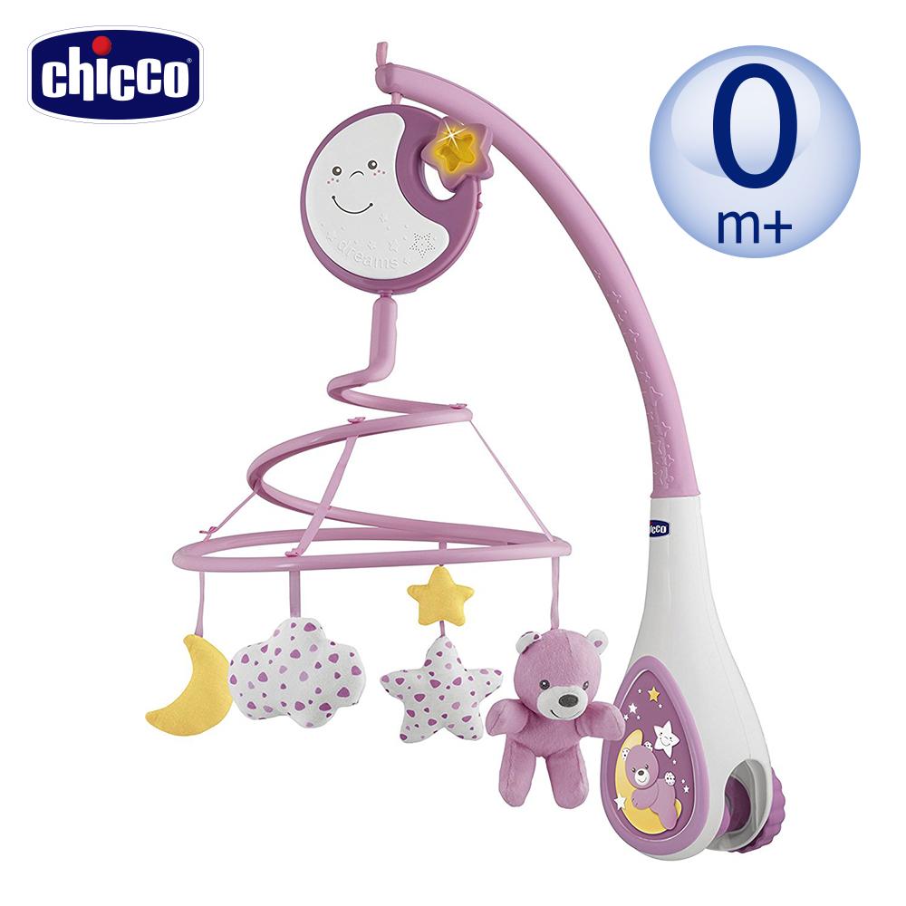 chicco-多功能床頭古典音樂鈴