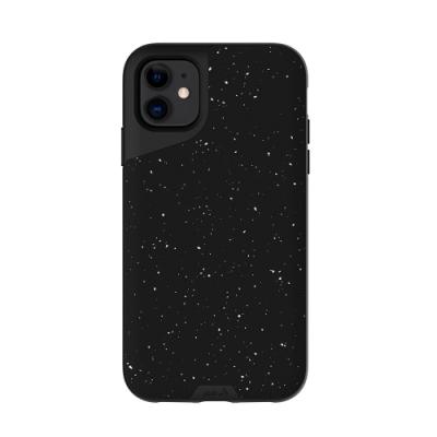Mous Contour iPhone 11 天然材質防摔保護殼-星空皮革