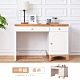 時尚屋 北歐生活3.7尺書桌-免運費/免組裝 寬112x深60x高76cm product thumbnail 2