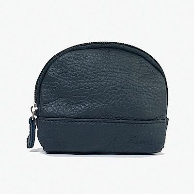 Miyo極輕便貝殼造型零錢包(黑)