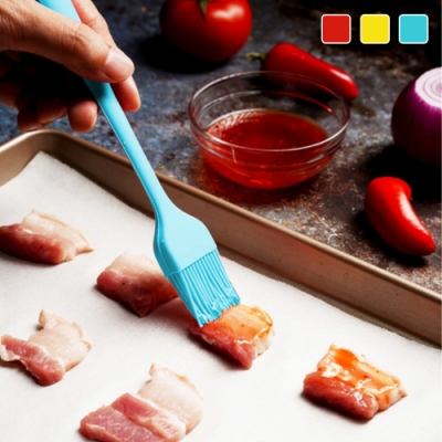 【Cap】烘培烤肉矽膠油刷醬料刷