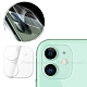 一體成型 iPhone 11 6.1吋 全包覆9H頂級鋼化玻璃膜 鏡頭貼 product thumbnail 1