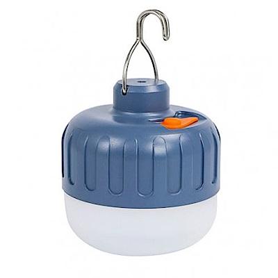 KINYO充電式多功能露營燈CP-012