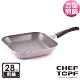 韓國Chef Topf 薔薇系列28公分不沾煎鍋 product thumbnail 2