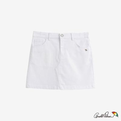 Arnold Palmer-女裝-涼感紗斜紋短裙