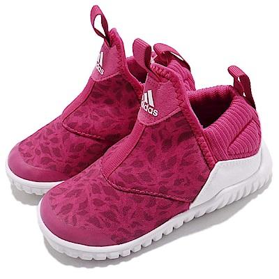 adidas 休閒鞋 RapidaZen 運動 童鞋