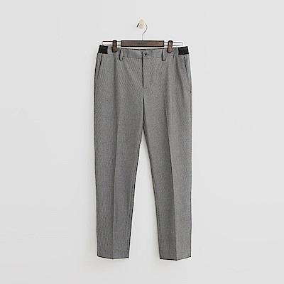Hang Ten - 男裝 - 側腰鬆緊質感直筒褲 - 灰