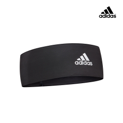 adidas愛迪達 專業訓練止滑頭帶(黑)