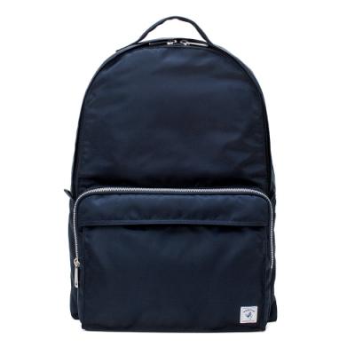PORTER - 經典氣度MA-1+簡約大型後背包 - 深藍