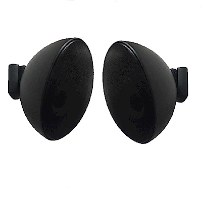 TiKaudio E-405 流線造型 蛋型懸掛式喇叭/對