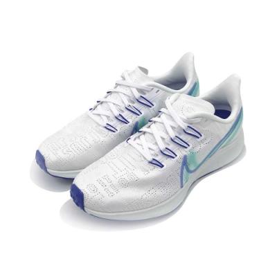 NIKE W AIR ZOOM PEGASUS 36 女跑步鞋 白藍