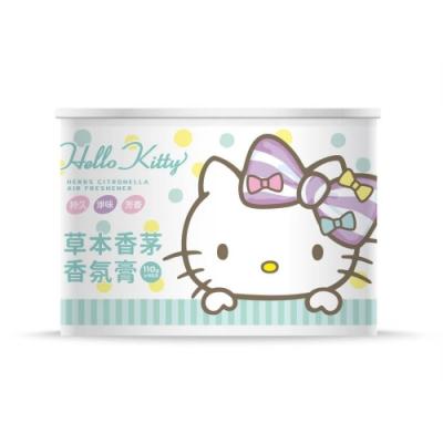 HELLO KITTY 草本香茅香氛膏110g