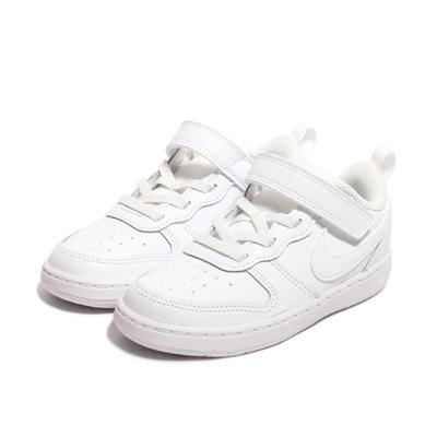 Nike 經典復古鞋 NIKE COURT BOROUGH LOW 2 (TDV) 小童 -BQ5453100