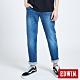 EDWIN 503 基本五袋中直筒牛仔褲-男-石洗藍 product thumbnail 1
