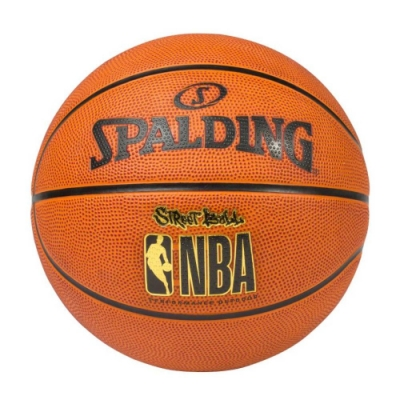 SPALDING 斯伯丁 Street Ball 橡膠 7號籃球