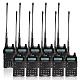 HORA F-30VU VHF UHF 雙頻無線電對講機 (10入組) product thumbnail 1