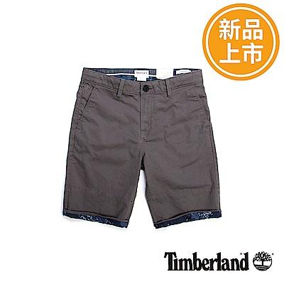 Timberland 男款灰色Squam Lake Chino短褲