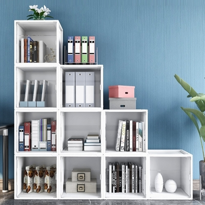 [買一送一] AOTTO 簡約自由組合可疊加收納箱 組合櫃