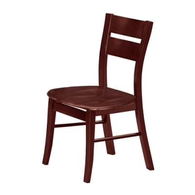 Boden-亞伯實木餐椅/單椅-38x42x89cm