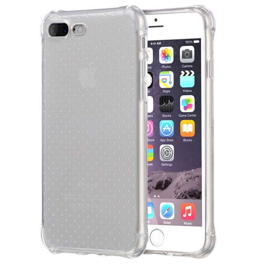 iPhone 7/8 Plus 5.5吋 透明晶球緩震保護套 手機軟殼
