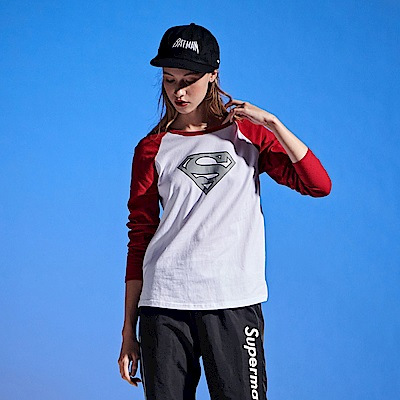 CACO-反光超人拉克蘭T-情侶款(兩色)-女【RDC017】