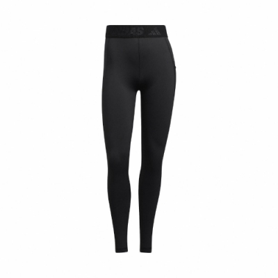 adidas 緊身褲 TF L 3 BAR T 運動 女款 愛迪達 健身 重訓 路跑 瑜珈 貼身 黑 白 GL0693