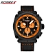 Formex 弗美克斯飛行系列石英計時碼錶 (黑x橘圈)1100.4.3064.218 product thumbnail 1
