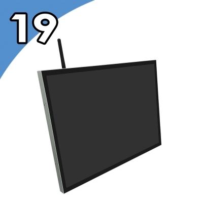 【Nextech】19吋 All-in-One 觸控電腦(Celeron N4200)