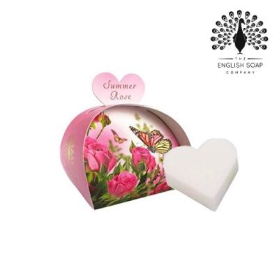 The English Soap Company 乳木果油植萃香氛皂-夏日玫瑰 Summer Rose 60g