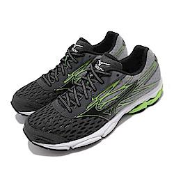 Mizuno 慢跑鞋 Wave Catalyst 2 男鞋