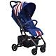 【荷蘭 Easywalker】MINI BUGGY XS 嬰兒手推車/三折傘車(經典藍) product thumbnail 1