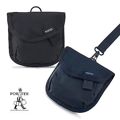 [時時樂]PORTER - 質感輕盈AIRY實用頸掛零錢包 - 原價1450元