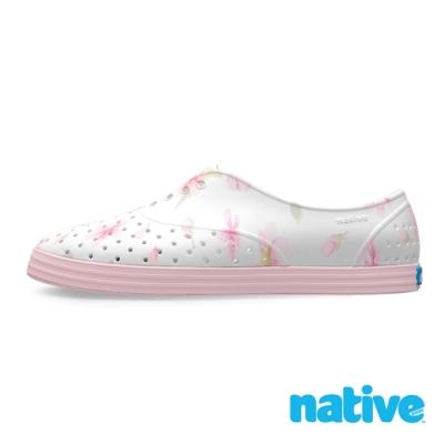 native JERICHO PRINT 女鞋-粉櫻雪