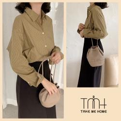 東大門直條紋襯衫-2色-TMH