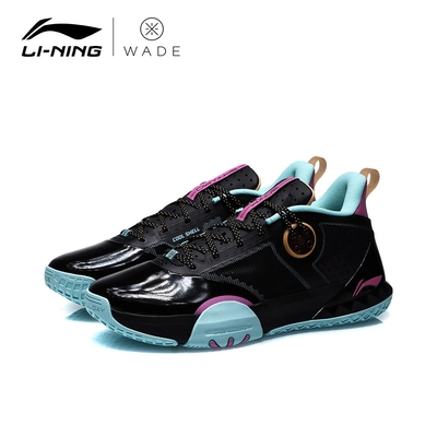 LI-NING 李寧ALL DAY 6籃球場地鞋 黑色  (ABPR019-4)