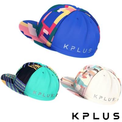 KPLUS PUZZLE Caps設計款挺版騎行小帽