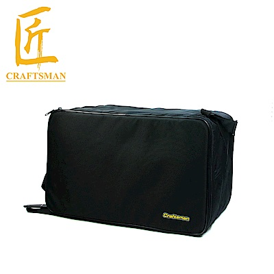 Craftsman BCJR-BK 雙後背式木箱鼓袋 黑色款