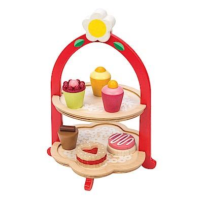 Tender Leaf Toys木製家家酒玩具-英式優雅午茶玩具組