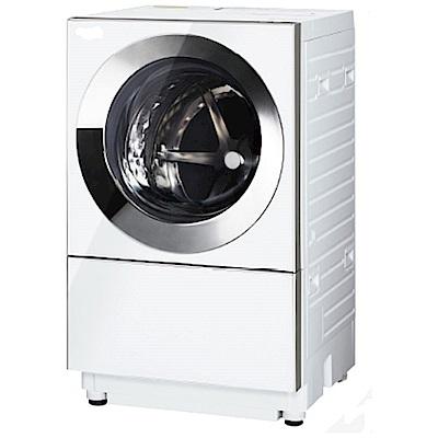 Panasonic國際牌 10.5KG 變頻滾筒洗脫烘洗衣機 NA-D106X1WTW