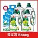 泡舒 洗潔精 綠茶去油除腥-2800gx4瓶(加碼送白鴿洗衣精220gX4) product thumbnail 1